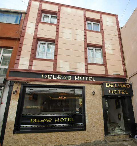 Delbab Hotel, Fatih