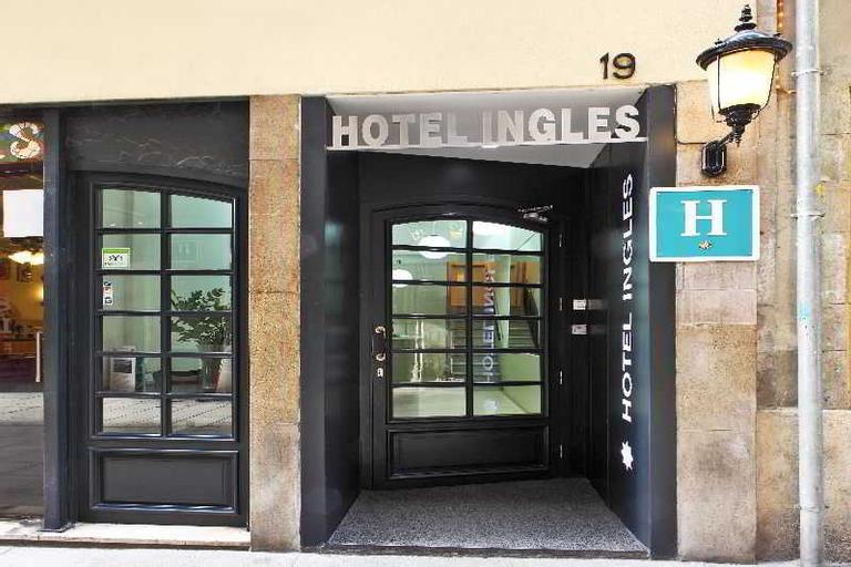 Hotel Ingles, Barcelona