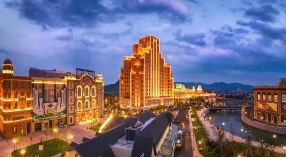Dream Bund of Hengdian World Studios, Jinhua