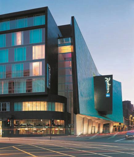 Radisson Blu Hotel, Glasgow, Glasgow