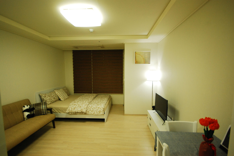 Shinji House in Camp Humphreys, Pyeongtaek