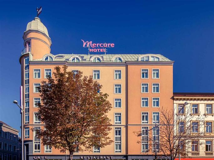 Hotel Mercure Wien Westbahnhof, Wien
