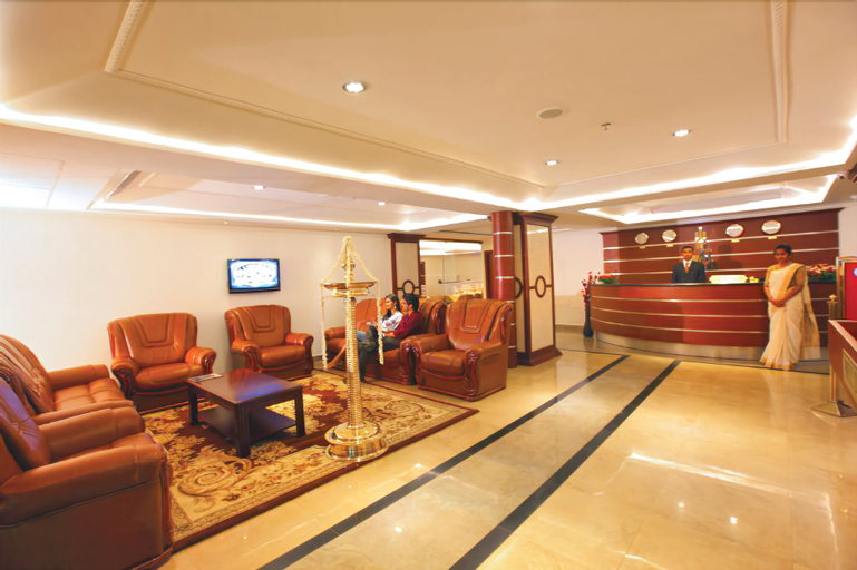 Hotel Coral Heights, Alappuzha