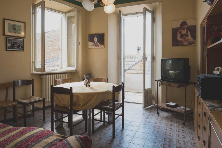 House With 3 Bedrooms in Monte San Pietrangeli, With Wonderful City View, Balcony and Wifi, Fermo