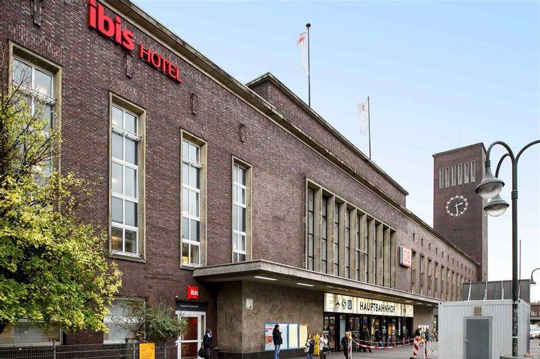ibis Düsseldorf Hauptbahnhof, Düsseldorf