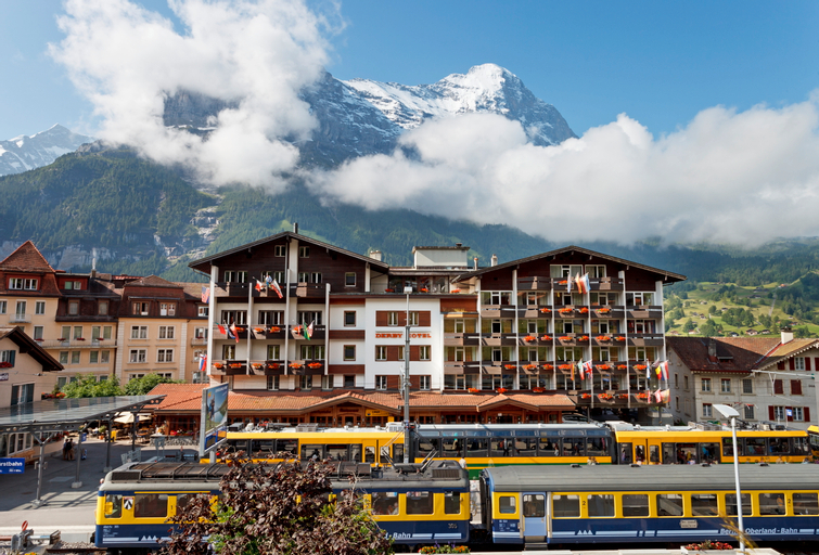 Derby Grindelwald Swiss Quality Hotel, Interlaken
