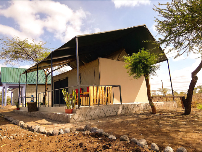 Mwanga Campsite, Kajiado South