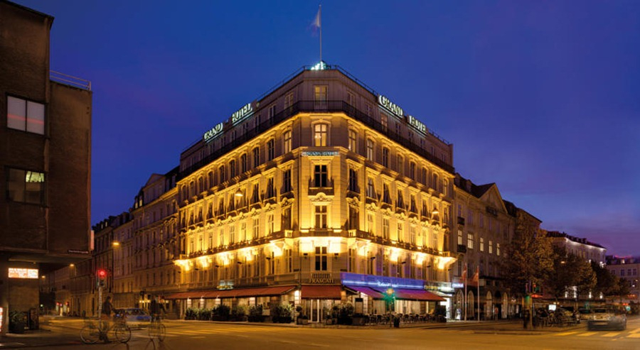 Grand Hotel, Copenhagen