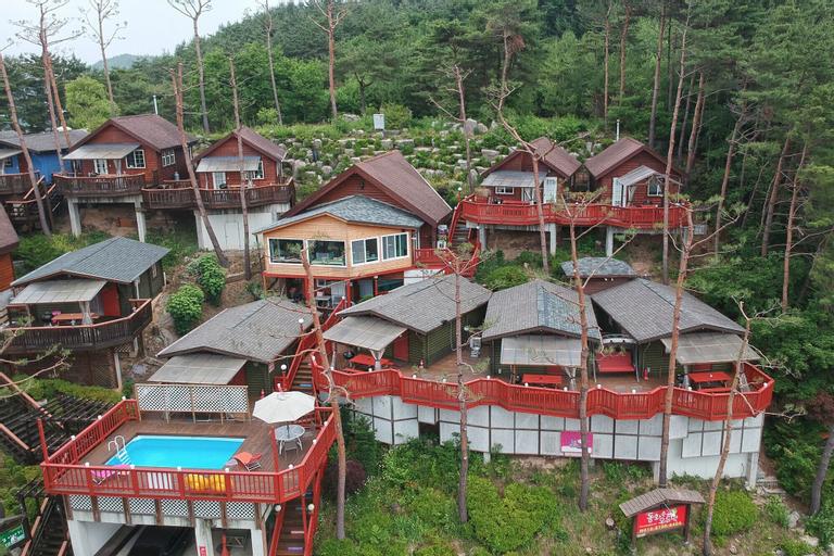 Hoengseong Fairy Tale hut Pension, Hoengseong