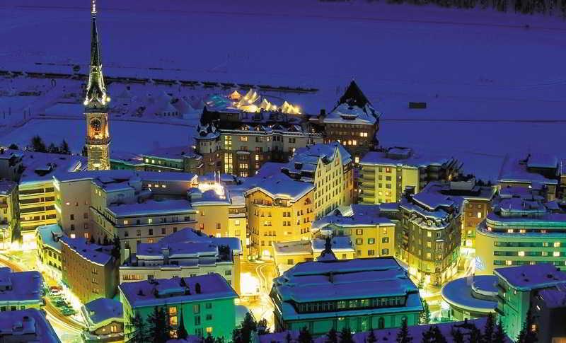 Crystal St Moritz, Maloja