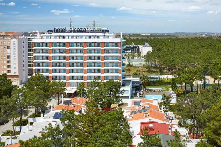 Hotel Alcazar Beach & SPA, Vila Real de Santo António