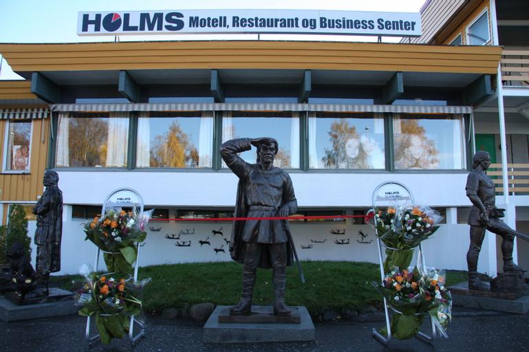 Holms Motell, Larvik