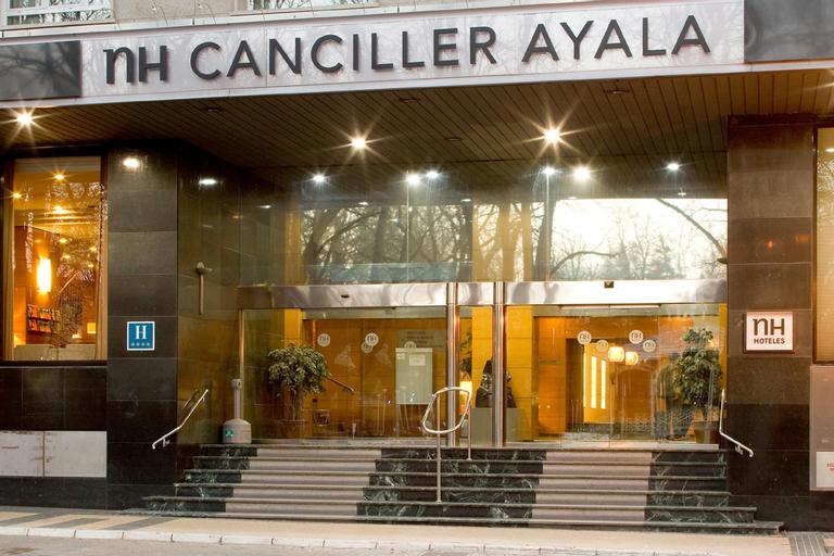 NH Canciller Ayala Vitoria, Álava