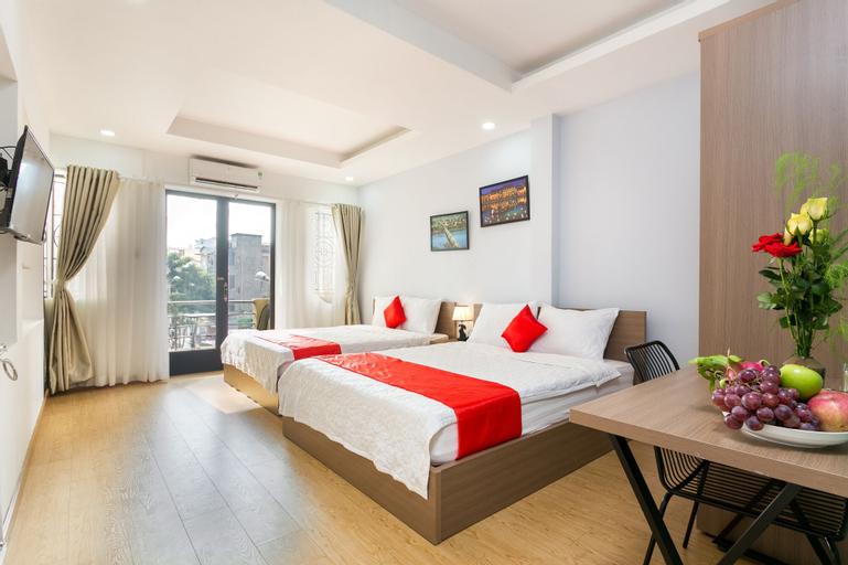 Saigoncucu Hotel, Quận 1