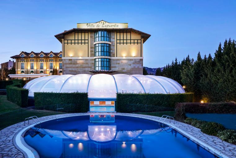 Hotel Sercotel Villa de Laguardia, Álava