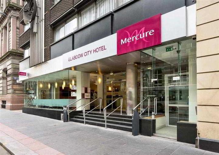Mercure Glasgow City Hotel, Glasgow