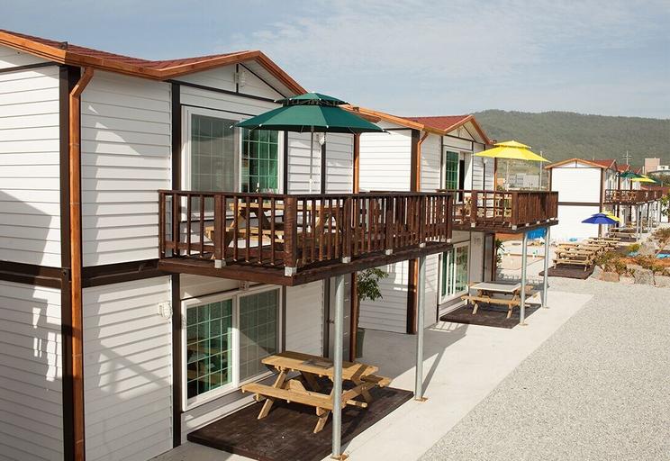 Wando Sol Beach Pension, Wando