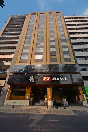 Hotel PF, Azcapotzalco