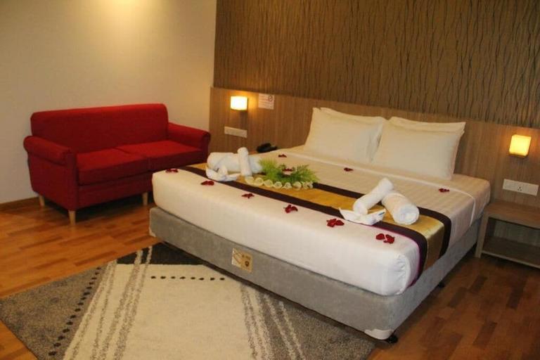 Hotel La Vista, Taunggye