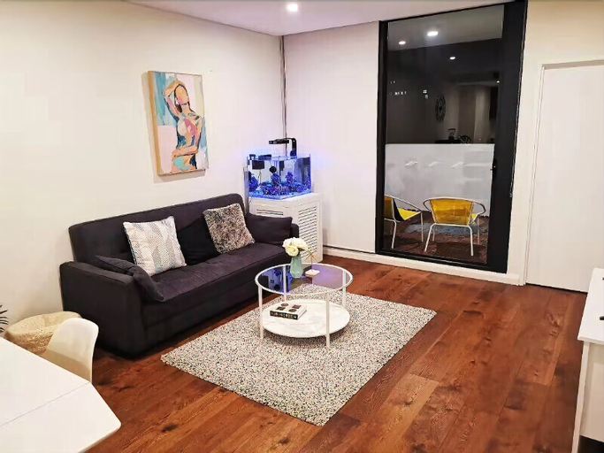 5min to Sydney Airport Luxury 1bed1bath APT Free Parking Nwc010, Rockdale