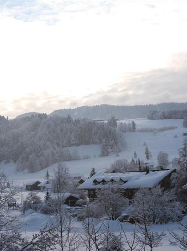 FeWo Sabine, Oberallgäu