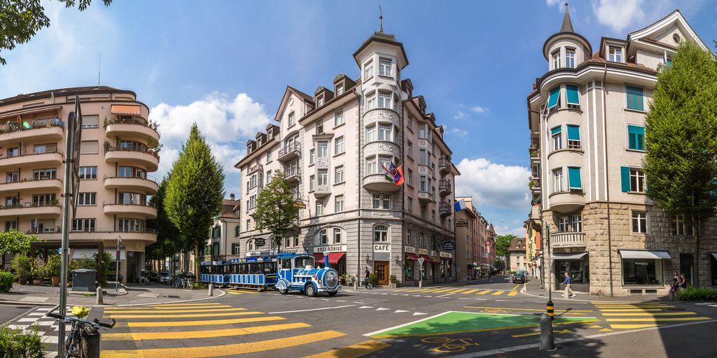 Hotel Drei Könige, Luzern
