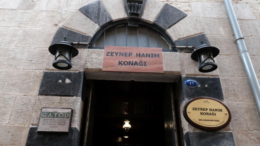 Zeynep Hanim Konagi, Şehitkamil