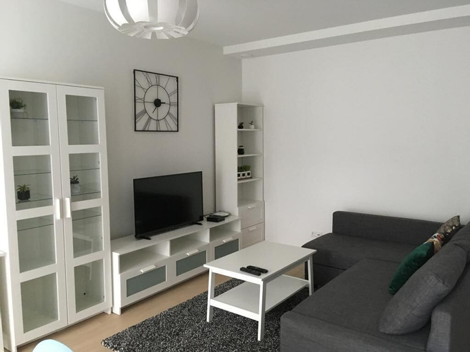 Trendy New & Large 3 Beds, 90m2 in City Center, Luxembourg
