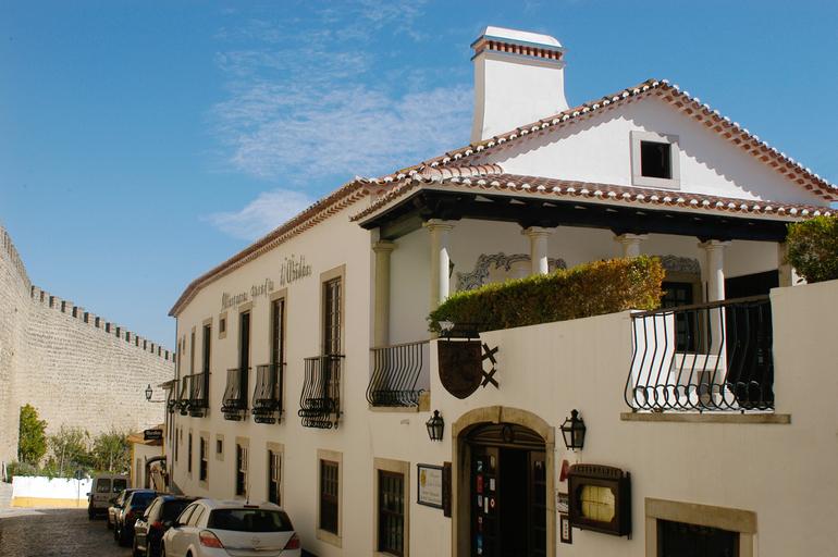 Josefa D'Obidos-Hotel, Óbidos