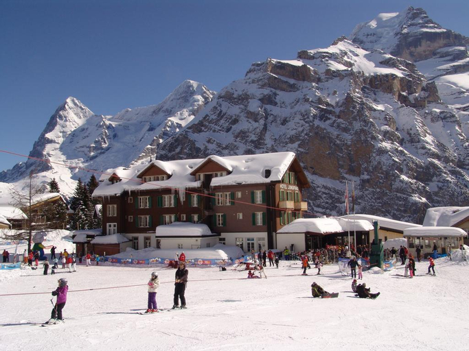 Jungfrau & Lodge, Interlaken