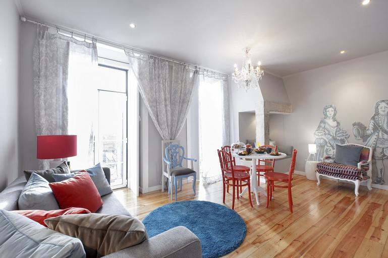 Sweet Inn Apartments -  Rua de Sao Mamede, Lisboa