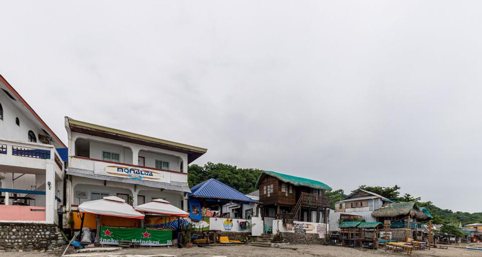 Monaliza Surf Resort, San Juan