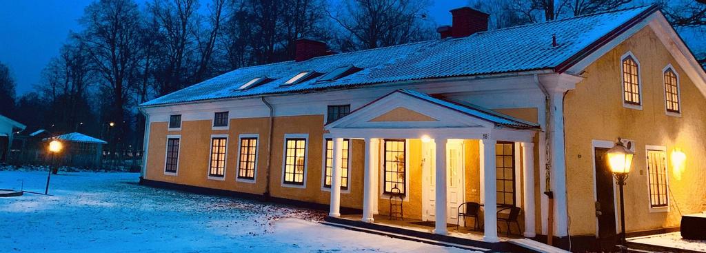 Herrgårdshotellet, Laxå