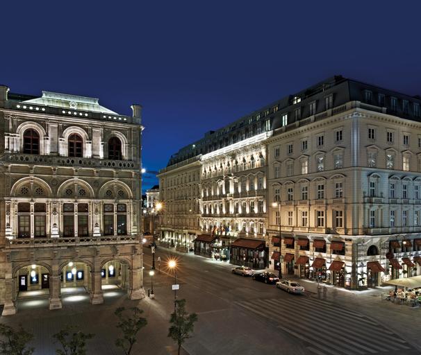 Hotel Sacher Wien, Wien