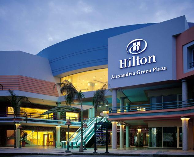 Hilton Alexandria Green Plaza, Sidi Jabir