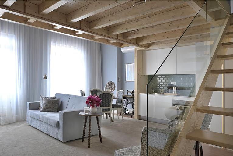 Mayor's Apartments, Porto