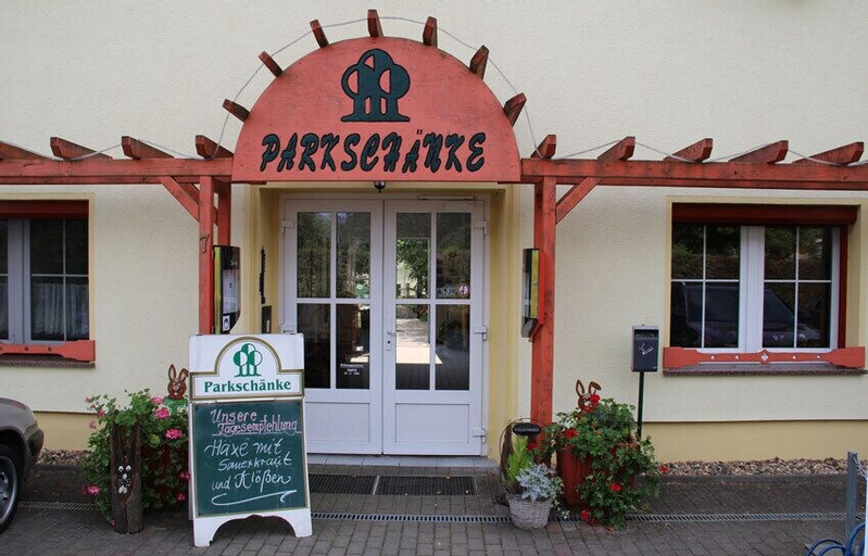 Hotel Parkschänke Zabeltitz, Meißen