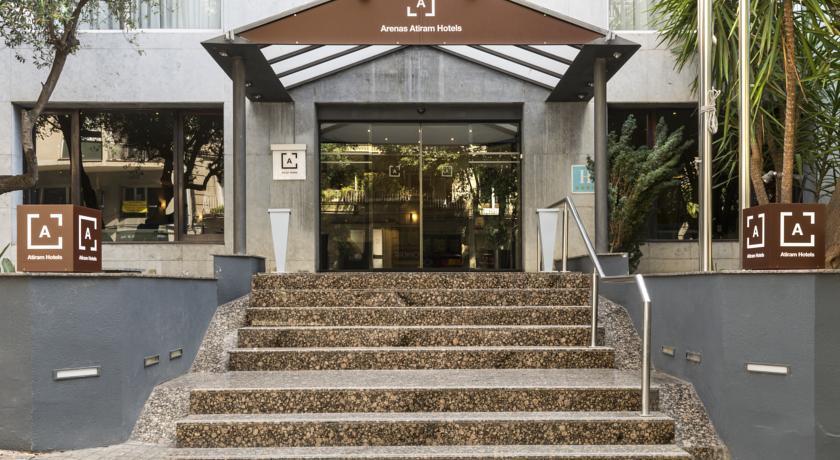 Arenas Atiram Hotel, Barcelona