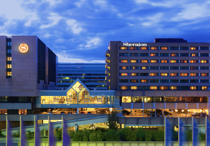 Sheraton Frankfurt Airport Hotel & Conference Center, Frankfurt am Main