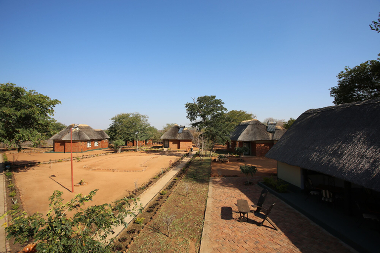 iroCK Lodge, Hwange