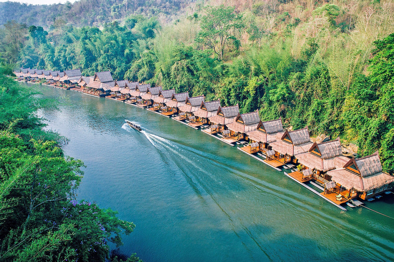 The FloatHouse River Kwai, Sai Yok