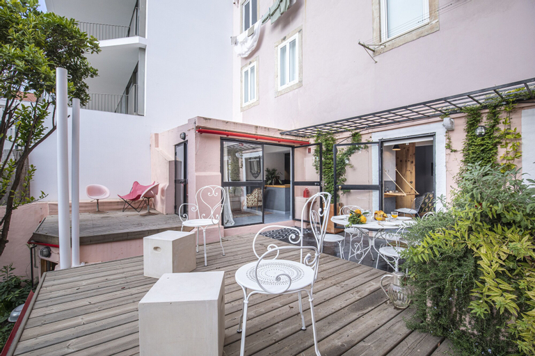 La Petite Maison de Lapa, Lisboa