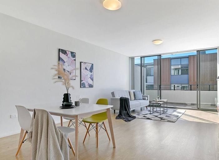 Macquarie Uni 2 Bedroom Modern APT + Free Parking Nnr009, Ryde