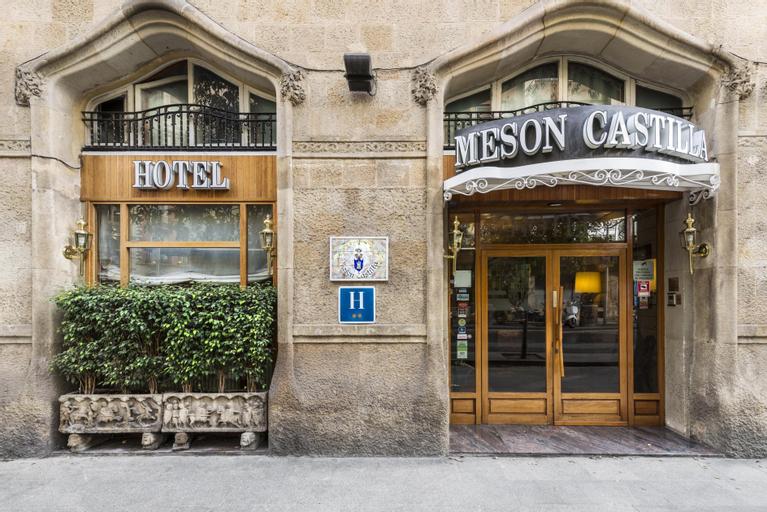 Meson Castilla Atiram Hotel, Barcelona
