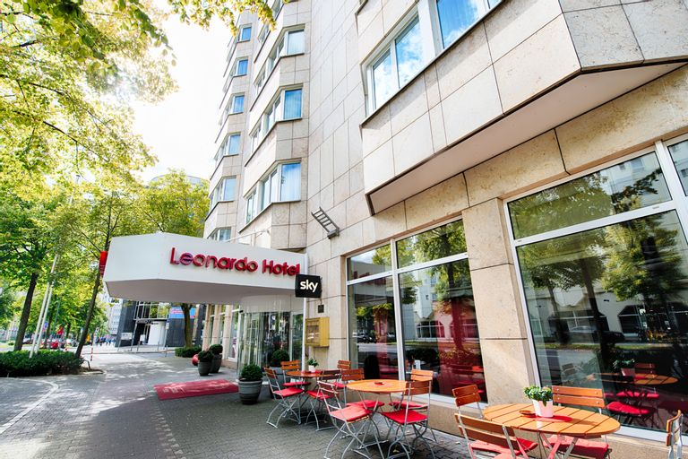 Leonardo Hotel Düsseldorf City Center, Düsseldorf