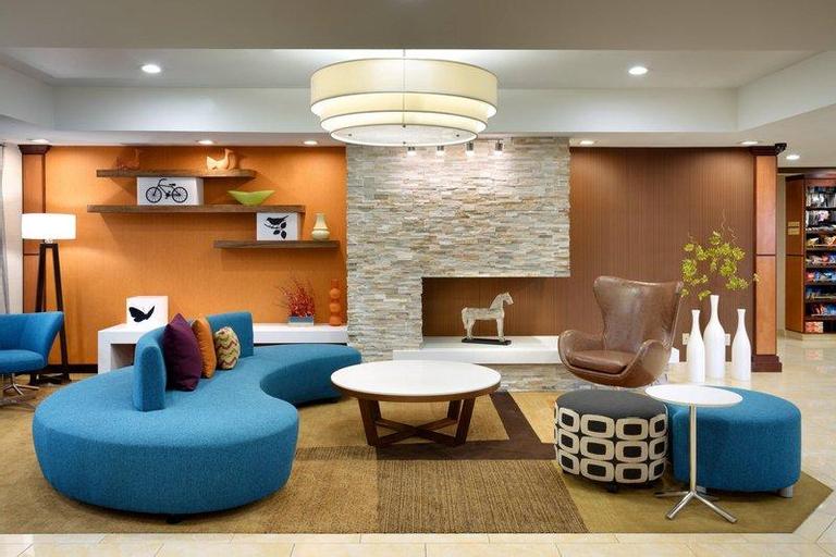 Fairfield Inn & Suites by Marriott Salt Lake City Airport, Salt Lake