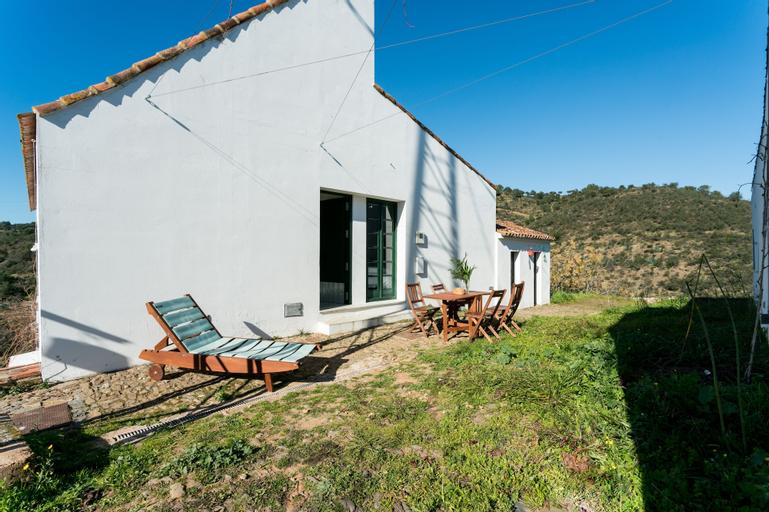 Casa de las Letrinas Altas, Alcoutim
