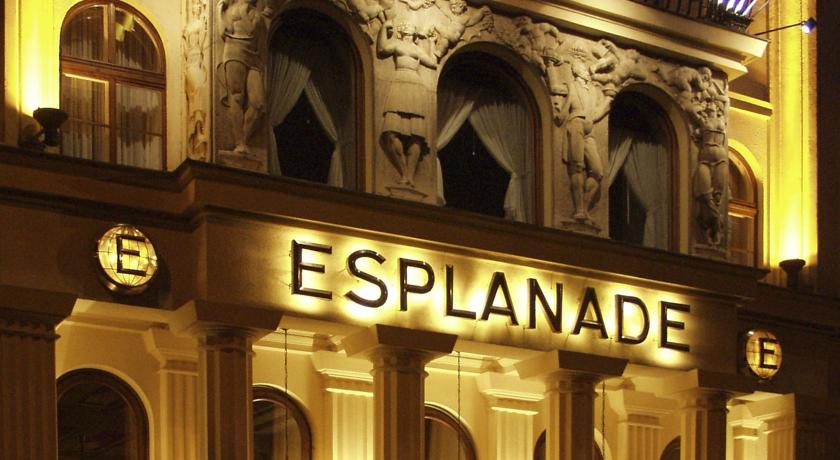 Esplanade Hotel Prague, Praha 1