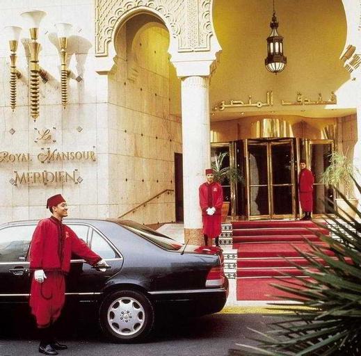 Royal Mansour casablanca, Casablanca