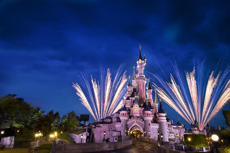 Disney's Hotel New York, Seine-et-Marne